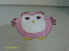 coruja em croche - Pesquisa do Google