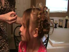 *Tutorial* Sophias Favorite Hairstyle- trenzas niña