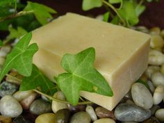 English Rose Soap, Vegan Friendly, Phthalate Free - Ingredients: olive oil, coconut oil, organic and sustainable palm oil, purified water, sodium hydroxide, cornmeal, shea butter, jojoba oil, rosehip powder, English Rose fragrance oil (phthalate free), lavender essential oil
