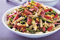 This low fat pasta salad is a Taste.com.au member favourite- and it's not hard to see why!