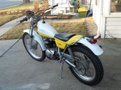 1974 Yamaha TY250 For Sale This little yamagoochie started a nice little trials  Season that lead to Ossa MAR then 10 years later the Montesa 348 Cota.  All nice rides.