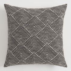 Geometric Angle Jacquard Throw Pillow - V * jacquard-dekokissen mit geometrischem winkel - v * * coussin jacquard à angle géométrique - v * cojín jacquard ángulo geométrico - v Cheap Throw Pillows, Throw Cushions, Couch Pillows, Outdoor Throw Pillows, Accent Pillows, Decorative Throw Pillows, Decor Pillows, Black Throw Pillows, Oversized Throw Pillows