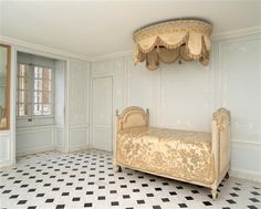 Marie Antoinette's baths