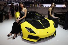 British supercar marque Arash had two models up on display at the 2016 Geneva Motor Show. One was an updated version of Arash's AF10 flagship, complete with a hybrid drivetrain. The drivetrain is said to pack a supercharged V-8 and four electric motors for a combined output of more than 2,000...