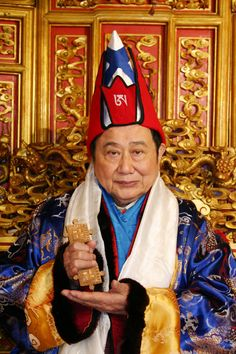 H.H. Grandmaster Lin Yun