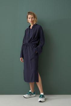 Stretch Denim Skirt, Blue Denim Skirt, Denim Shirt Dress, Black Denim, Viscose Dress, Poplin Dress, Silk Dress, Dress Skirt, Leaf Skirt