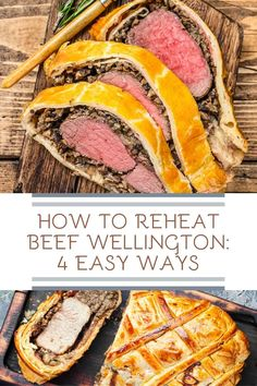 That high-maintenance, glorious pastry-wrapped Beef Wellington is surely even better left over. Here's how to reheat Beef Wellington. Oven Vegetables, Pastry Shells, Freezer Burn, Beef Wellington, High Maintenance, Beef Tenderloin, Prosciutto, The Dish
