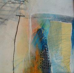 Abstract landscape debbieloane