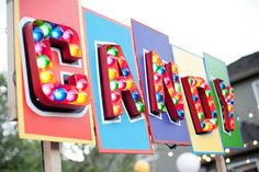 #candy buffet sign ~ awesome