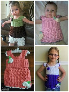 NEW Pattern Release- With FREE Giveaway Oh La La Tank Top This delicate tank top is perfect for the summer months. Any child will look precious while wearing this sweet top. Pattern is designed from the top down. The bodice is created as a band and the shell portion of top is worked off of [...]