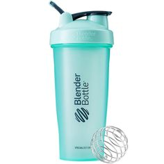 950c161767 Blender Bottle Special Edition 28 oz. Shaker with Loop Top - Winter Mint,  Green