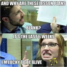 I always have a plan, but this still made me laugh!!!!