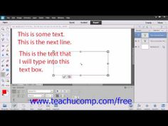 Learn how to edit the bounding box in Adobe Photoshop Elements at www.teachUcomp.com. A clip from Mastering Photoshop Elements Made Easy v. 12. http://www.teachucomp.com/free - the most comprehensive Photoshop Elements tutorial available. Visit us today!