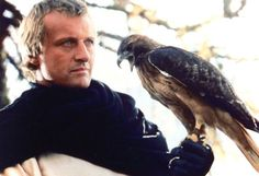 Rutger Hauer: Ladyhawke Publicity still….my all time favorite.