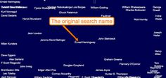 Free Technology for Teachers: Literature Map - Find Authors You Might Like