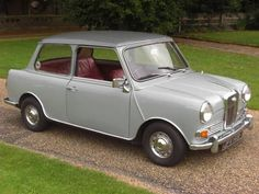1968 Wolseley Hornet MK3 998cc For Sale