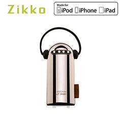 Introducing Zikko ET baby 8400mah Usb Port Portable Charger Power Bank for Smartphones and TabletsSuch as iPhone or Samsung Gold. Great product and follow us for more updates!