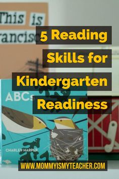 I didn't even know all these skills were needed for kindergarten readiness. Pinning and sharing with all my friends so our kids will be ready for kindergarten.