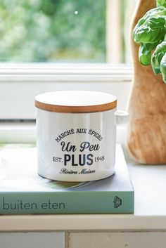 New Arrivals | Rivièra Maison  Un Peu Plus Storage Jar S