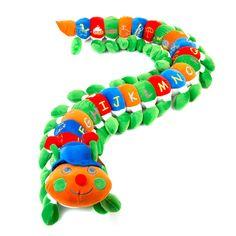 Babyboo - Blue Hat Caterpillar
