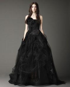 Black Wedding Dresses | Fly Away Bride