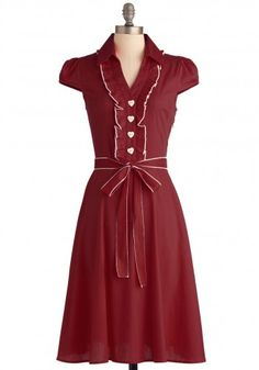 1940′s Style About the Artists Dress- Great for Vintage Maternity Dresses