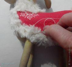 Новогодний лось | Страна Мастеров Soft Dolls, Reindeer, Animales