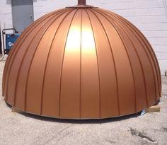copper dome roofs - Google Search