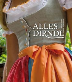 Alles Dirndl, love the detail it's amazing