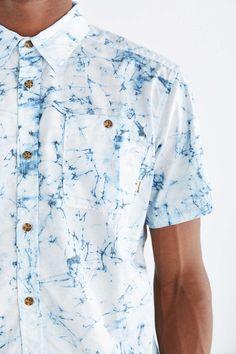 Burton Glade Short-Sleeve Button-Down Shirt