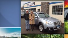 Dear Patricia & Joseph Connolly   A heartfelt thank you for the purchase of your new Subaru from all of us at Premier Subaru.   We're proud to have you as part of the Subaru Family.