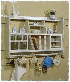 Wandregal küche antik  Design Wandregal / Wandboard