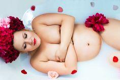 milk bath maternity