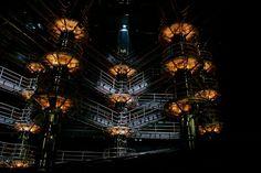 Cirque du Soleil - KA - design, Mark Fisher.
