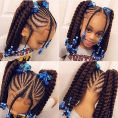2019 Lovely Stunning Braids for Kids kids braids 2019 Lovely Stunning Braids for Kids Girls Natural Hairstyles, Baby Girl Hairstyles, Natural Hairstyles For Kids, Black Little Girl Hairstyles, Teenage Hairstyles, Box Braids Hairstyles, Kids Braided Hairstyles, Kids Crochet Hairstyles, Hairstyle Ideas