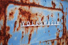 VW Bus. Timeless.