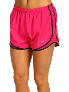 Nike Tempo Shorts pink-I have a turquoise pair of these I love em!