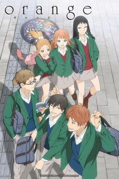 Crunchyroll - El anime 'Orange' llega hoy mismo a la temporada de simulcasts de Crunchyroll