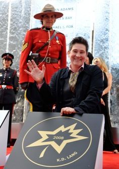 thanks to hkkd on langisms lefora our kd lang fan forum for the share I Am Canadian, Canadian History, Canadian Artists, Kd Lang, Happy Canada Day, Star Wars, Classic Suit, Billy Joel, Canada Travel