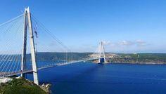 28/8 /2016 Yavuz Sultan Selim Köprüsü Açıldı