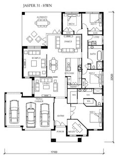 300 Sqm House Plans 250 300 Sqm Floor Plans And Pegs Pinterest House