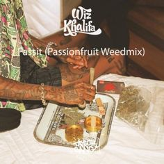 """Wiz Khalifa hops on Drake's """"Passionfruit"""" to create his latest release """"Passit"""". Rolling Papers 2 is on the way."""