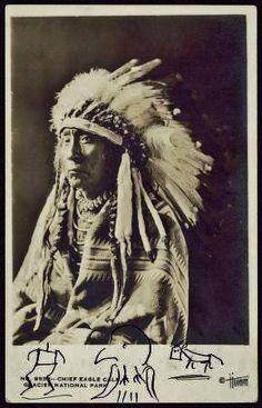 Eagle Calf (aka John Ground) - Blackfeet (Pikuni) - 1927