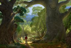 Amazing+Tangled+Concept+Art+You've+Never+Seen