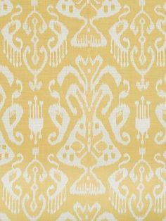 Robert Allen fabric Sweet Nothings in Sunray #yellow #interiordesign |  Color Library: Sunray Fabric | Pinterest | Sweet, Sweet nothings and Yellow
