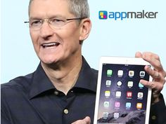 APLICACIONES MÓVILES ¿Ya está disponible la nueva ipad air? APP MAKER TE INFORMA. Apple Inc. dio a conocer su nueva iPad Air 2 vía streaminig, recordando el primer lanzamiento el 22 de octubre de 2013. El nuevo gadget tiene un grosor de 6.1 milímetros, 18 por ciento más delgada que el iPad Air. Está disponible en colores dorado, gris y plateado está disponible desde el 17 de octubre en Estados Unidos. www.appmaker.mx
