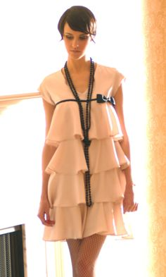 I love this 1920's inspired dress by Shabby Apple...