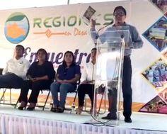 DECIDE y Regiones en Desarrollo establecen acuerdo por el desarrollo intercultural y el buen vivir de las familias oaxaqueñas.