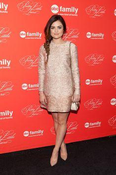 Lucy Hale - 'Pretty Little Liars' Screening in NYC