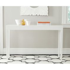 Found it at Wayfair.co.uk - Damien Lacquer Console Table